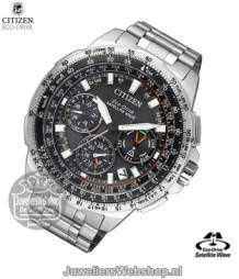 Citizen CC9020-54E horloge Eco Drive Satellite Wave F900 Titanium