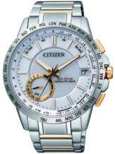 Citizen CC3004-53A horloge Eco-Drive Satellite Wave F900