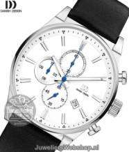 Danish Design 1056 horloge IQ12Q1056 Chrono