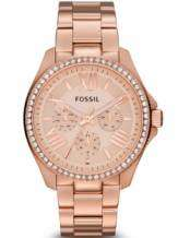 Fossil Horloge AM4483 Cecile Dames Rose