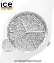 Ice-Watch Ice Glitter ICE.GT.WSR.S.S.15 White Silver SMALL