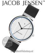 Jacob Jensen 750 New Line Series Herenhorloge