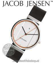 Jacob Jensen 755 New Line Series Herenhorloge