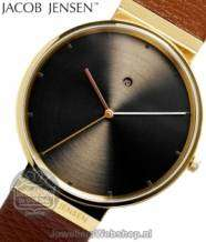 Jacob Jensen 844 Herenhorloge