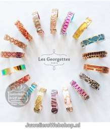 Les Georgettes Alhambra Armband Zilver 14mm