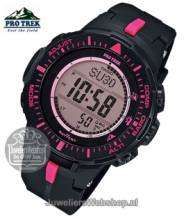 Casio PRG-300-1A4ER Pro Trek Antraciet Rose