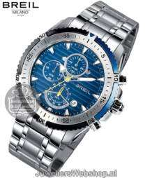 breil ground edge tw1429 horloge heren chronograaf
