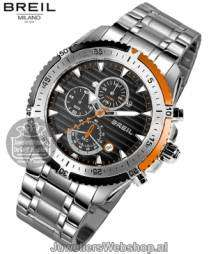 breil ground edge tw1431 horloge heren chronograaf