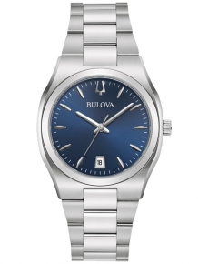 Bulova Surveyor Dameshorloge 96M157 Blauw