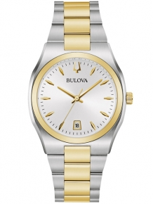 Bulova Surveyor Dameshorloge 98M132 Bicolor