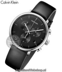 K8M271C1 Calvin Klein Herenhorloge High Noon Chrono