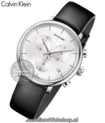 K8M271C6 Calvin Klein Herenhorloge High Noon Chrono