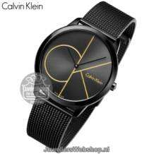 ck horloge k3m214x1 minimal gent