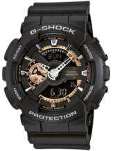 Casio GA-110RG-1AER G-Shock Rose Zwart