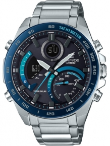 Casio ECB-900DB-1BER Edifice Bluetooth Solar Chronograaf