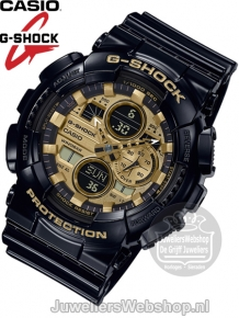 Casio G-Shock Horloge GA-140GB-1A1ER