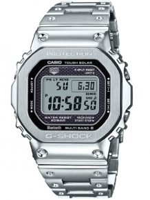 Casio GMW-B5000D-1ER G-Shock Full Metal Zilver