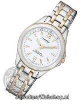 Citizen Radio Controlled ES4024-52A horloge dames Eco-Drive