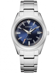 citizen titanium dameshorloge FE6150-85L
