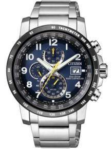 Citizen AT8124-91L Radio Controlled Eco Drive Sport Heren Horloge