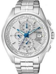 citizen at8130-56a elegance horloge radio controlled eco drive titanium