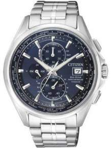 citizen at8130-56l horloge titanium elegance radio controlled eco drive