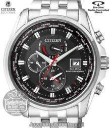 AT9030-55E Citizen horloge Radio Controlled