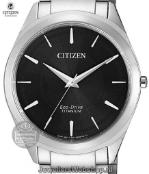 citizen titanium herenhorloge bj6520-82e eco drive