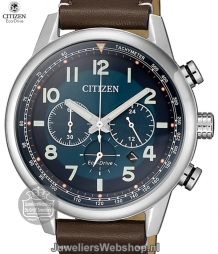 citizen herenhorloge ca4420-13l chronograaf eco drive