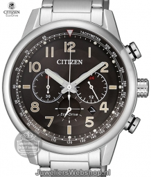 citizen herenhorloge ca4420-81e chronograaf eco drive