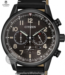 citizen herenhorloge ca4425-28e chronograaf eco drive