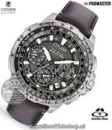 citizen promaster cc9030-00e navihawk horloge eco drive satellite wave