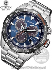 Citizen horloge CB5034-82L radio controlled eco drive