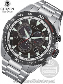 Citizen horloge CB5036-87X radio controlled eco drive