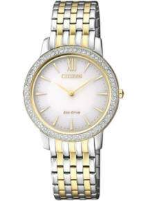 citizen elegance dameshorloge ex1484-81a eco drive