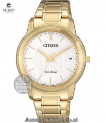 citizen dameshorloge eco-drive FE6012-89a