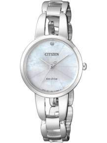 citizen elegance dameshorloge em0430-85n ladies eco drive