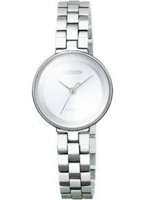 citizen elegance dameshorloge ew5500-57a ladies eco drive
