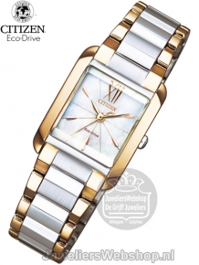 Citizen L Dameshorloge Eco-Drive EW5556-87D