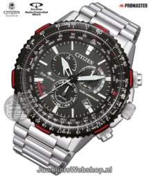 Citizen horloge CB5001-57E radio controlled eco drive