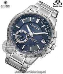 CC3000-54L citizen satellite wave horloge eco drive