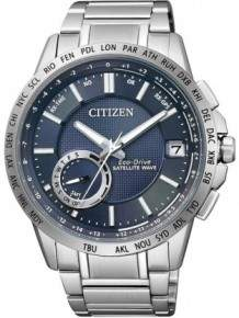 citizen satellite wave eco drive CC3000-54L horloge