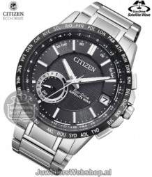 Citizen horloge satellite wave cc3005-51E eco drive