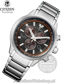 citizen at2470-85h chrono herenhorloge titanium