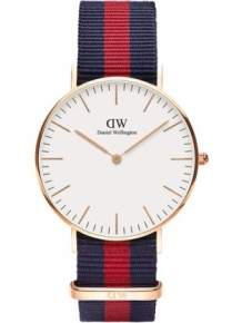 Daniel Wellington Horloge Classic Oxford Rose; DW00100029