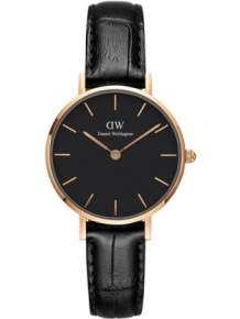 Daniel Wellington Horloge Classic Petite Reading Rose Black DW00100223