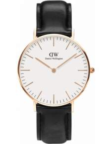 | Daniel Wellington Horloge Classic Sheffield Rose DW00100036