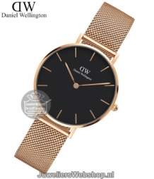 Daniel Wellington dameshorloge rose