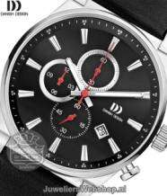 Danish Design 1056 horloge IQ13Q1056 Chrono