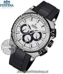 Festina F16970-1 Chrono Bike Horloge 2016 Wit